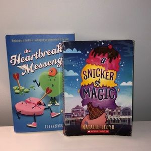 kid/tween book bundle
